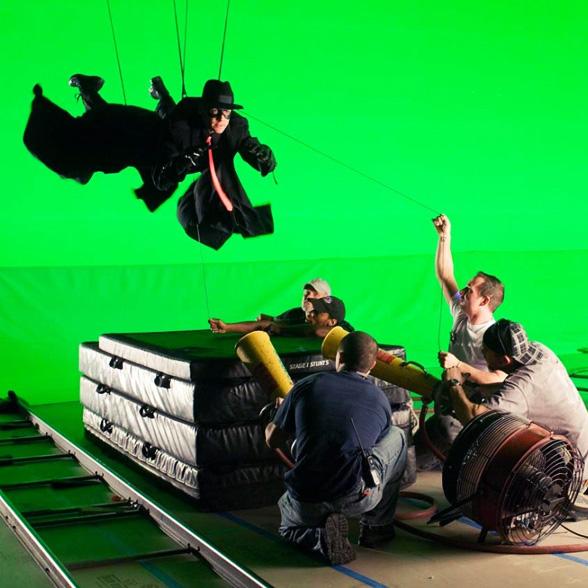 Как сделать во время фильма