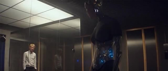 Ex Machina' Stars Reveal Bizarre Alternate Ending