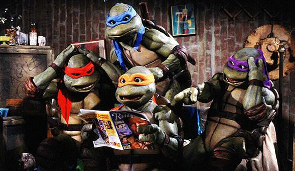 смотреть онлайн все серии онлайн черепашки ниндзя